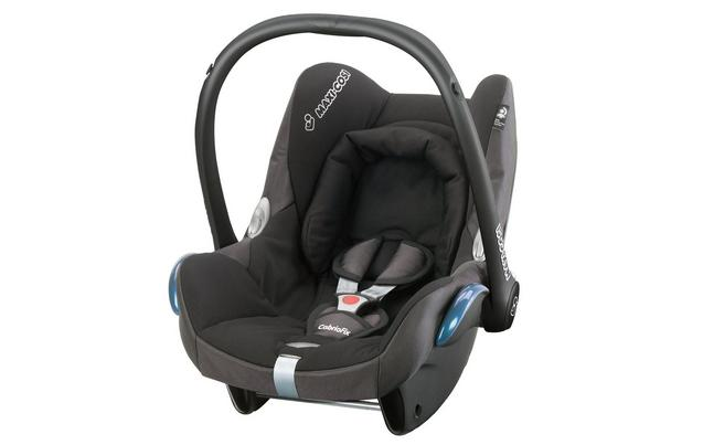 Maxi-Cosi CabrioFix Group 0+ Child...