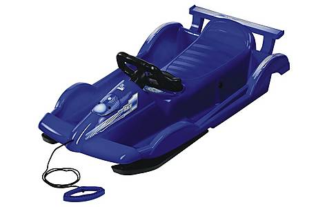 image of Snow Racer Blue Sledge