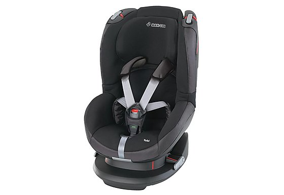 Maxi-Cosi Tobi Child Car Seat Black Reflection