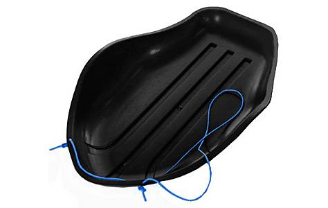 image of Stingray Sledge Toboggan - Black