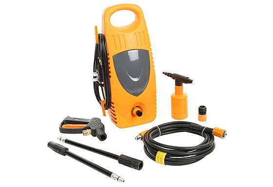 Halfords HP1400 Pressure Washer