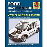 Haynes Ford Transit Connect (02 to 11) Manual