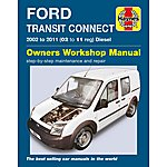image of Haynes Ford Transit Connect (02 to 11) Manual