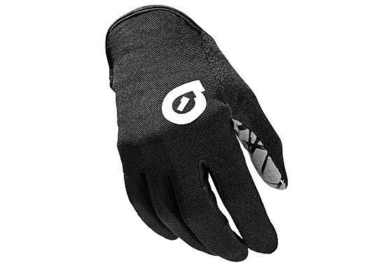 SixSixOne REV Cycling Gloves in Black - Medium