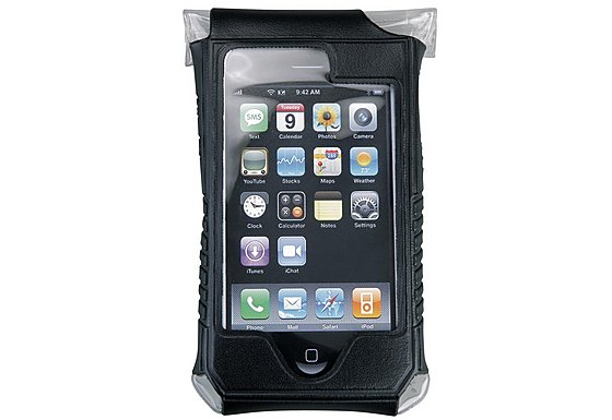 Topeak Bike Drybag iPhone Holder