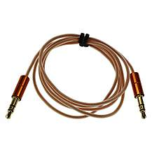 image of Kitsound Orange - 3.5MM - 3.5MM Aux-in Cable - KSAUX