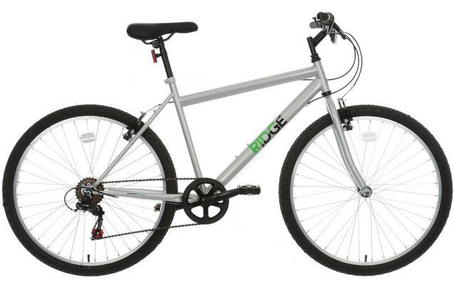 Ridge Mens Mountain Bike 26