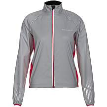 image of Boardman Womens Waterproof Jacket Grey/Pink
