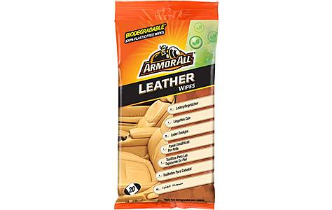 armor all leather wipes x 20. Black Bedroom Furniture Sets. Home Design Ideas