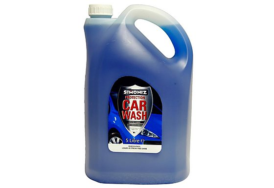 Simoniz Protection Car Wash Shampoo 5 Litre