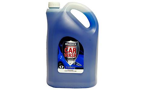 image of Simoniz Protection Car Wash Shampoo 5 Litre