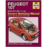 Haynes Peugeot 107  (05-11) Manual