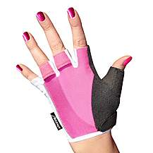 image of BikeHut Ladies Performance Bike Mitts - Medium