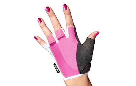 image of Bikehut Ladies Performance Bike Mitts - Large