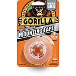 Gorilla Heavy Duty Mouting Tape