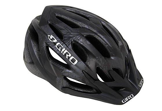 Halfords Ireland | Giro Rift Bike Helmet - Matt Black ...