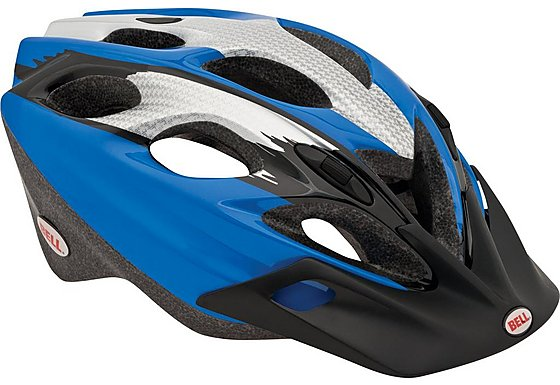 Bell Stryker Bike Helmet in Blue (50-57cm)