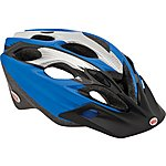 image of Bell Stryker Bike Helmet in Blue (50-57cm)