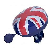 image of Kiddimoto Union Jack Bell