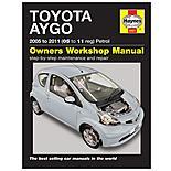 Haynes Toyota Aygo (05 - 11) Manual