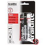 image of Araldite Rapid Tubes 2 x 15ml