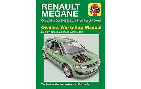 image of Haynes Renault Megane (02 - 05) Manual