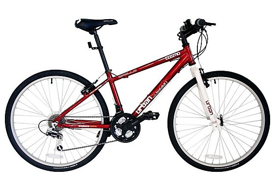 Apollo Cosmo Urban Ladies Mountain Bike - 20