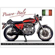 image of Benelli Tornado 650 Metal Wall Sign