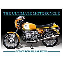image of BMW R90S Metal Wall Sign
