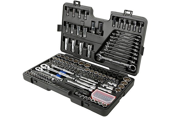 Halfords Advanced Professional 170 Piece Socket & Ratchet Spanner Set