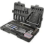 image of Halfords Advanced Professional 170 Piece Socket & Ratchet Spanner Set