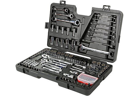 Halfords Advanced Professional 150 Piece Socket & Ratchet Spanner Set