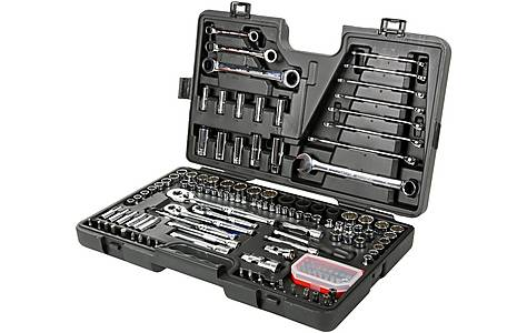image of Halfords Advanced Professional 150 Piece Socket & Ratchet Spanner Set