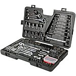 image of Halfords Advanced 150 Piece Socket & Ratchet Spanner Set