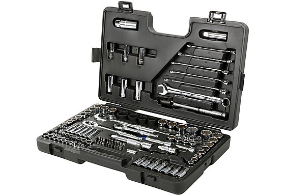 Halfords Advanced Professional 120 Piece Socket Set