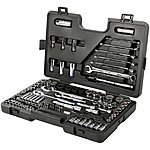 image of Halfords Advanced 120 Piece Socket Set