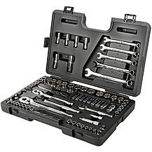 image of Halfords Advanced 90 Piece Socket Set