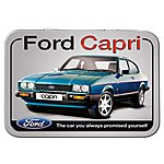 image of Ford Capri Keepsake Tin