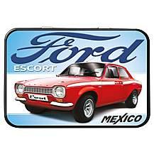 image of Ford Escort Mexico Keepsake Tin