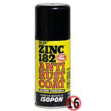 image of Zinc 182 Grey Anti Rust primer 150ml