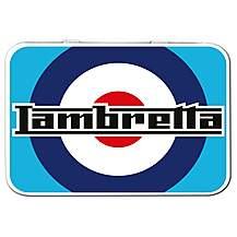 image of Lambretta Target Keepsake Tin