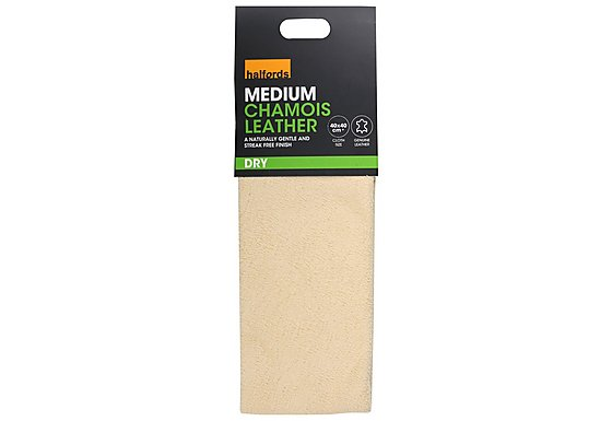 Halfords Chamois Leather- Medium
