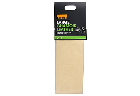 Halfords Chamois Leather  Large