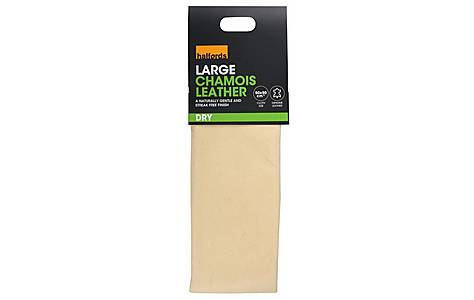 image of Halfords Chamois Leather  Large