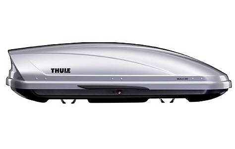 image of Thule Motion 200 410 Litre Silver Glossy Roof Box