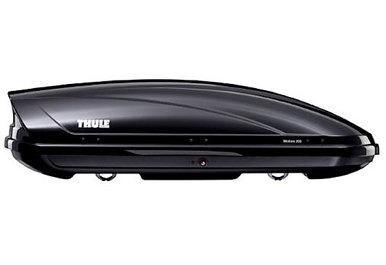 Thule Motion 200 410 Litre Black Glossy Roof Box