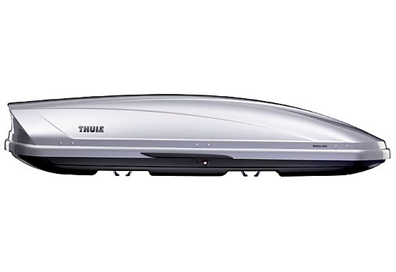 Thule Motion 900 630 Litre Silver Glossy Roof Box