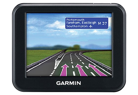 Garmin Nuvi 30 Sat Nav - UK & ROI