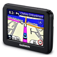 "Garmin nuvi 30 3.5"" Sat Nav with UK & Ireland Maps"