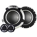 Vibe Slick 6 Component Speakers